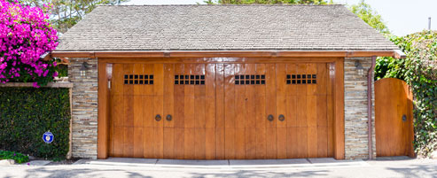 Lovely Garage Door Calabasas California