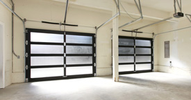 Glass garage door repair Woodland Hills