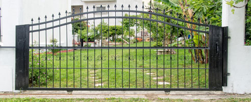 Steel gate repair Woodland Hills