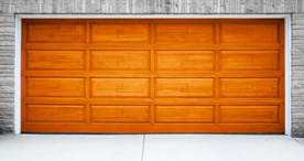 Wood Garage Door Woodland Hills