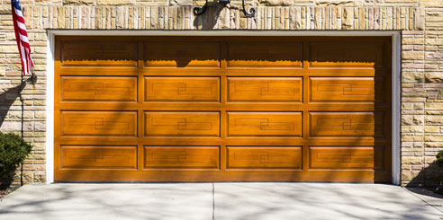 Woodland Hills Residential garage door
